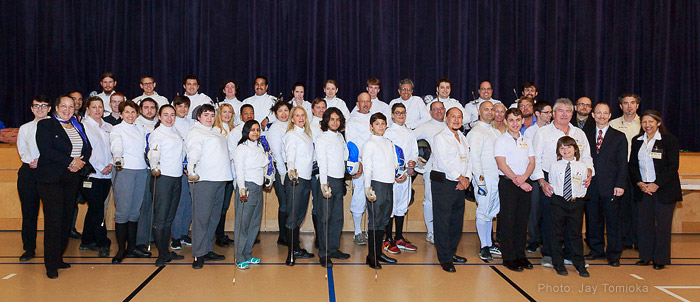 Palm Beach Classical Fencing Open Tournament